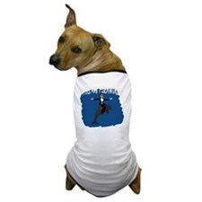 dolphin DARK Dog T-Shirt