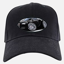 Bugatti Veyron Black Car Baseball Hat