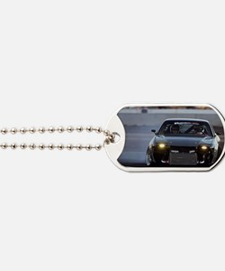 240sx drift action Dog Tags