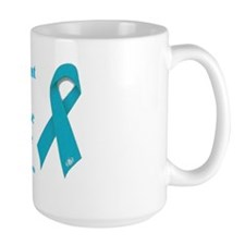 Proud Aunt of a Turquoise Warrior Mug