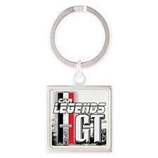 legendsmaster8 Square Keychain