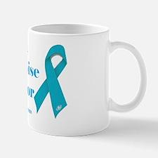 Im a Turquoise Warrior Mug