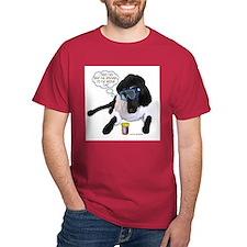 Black Lab Scientist T-Shirt