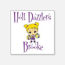 """HoltDazzlersMB Square Sticker 3"""" x 3"""""""