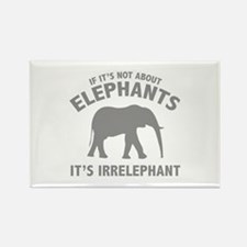 If It's Not About Elephants. It's Irrelephant. Rec