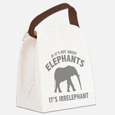 If It's Not About Elephants. It's Irrelephant. Can