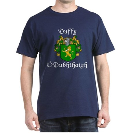 Duffy in Irish & English Dark T-Shirt
