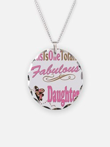 A Fabulous Daughter copy Necklace