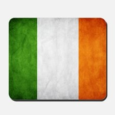 irish_flag_banner Mousepad