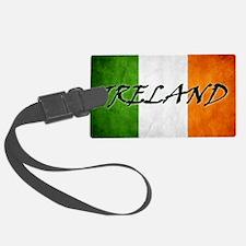 irish_flag_banner_4w Luggage Tag