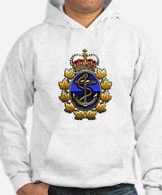 CF Naval Operations Command Logo Hoodie