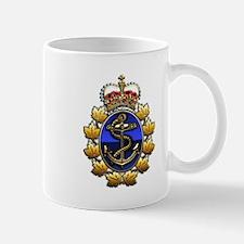 CF Naval Operations Command Logo Mug