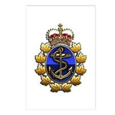 CF Naval Operations Command Logo Postcards (Packag