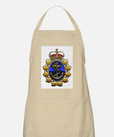 CF Naval Operations Command Logo Apron