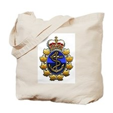 CF Naval Operations Command Logo Tote Bag