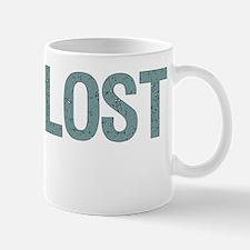3-getlostb Small Small Mug