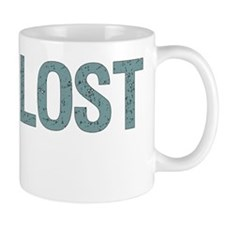 2-getlostb Small Mug