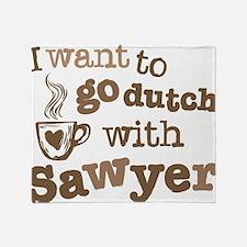 sawyerdutch Throw Blanket