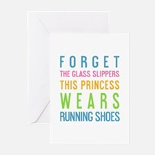 Cute Running Greeting Cards (Pk of 10)