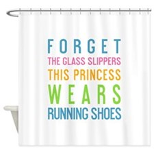 Funny Forget Shower Curtain