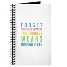 Funny Running quotes Journal