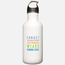 Unique Running quotes Water Bottle