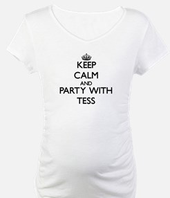 Keep Calm and Party with Tess Shirt