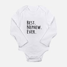 Best Nephew Ever Body Suit