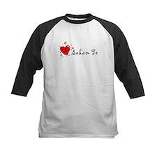 """I Love You"" [Macedonian] Tee"