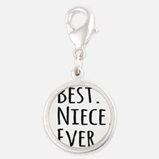 Best Niece Ever Charms