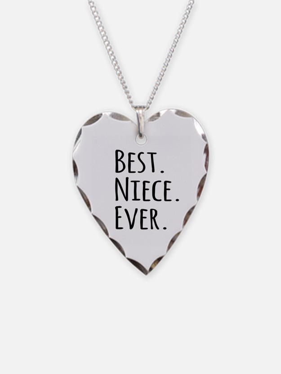 Best Niece Ever Necklace