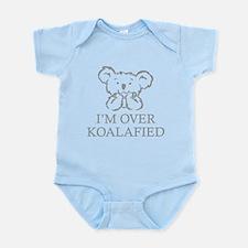 I'm Over Koalafied Infant Bodysuit