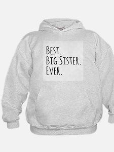 Best Big Sister Ever Hoody