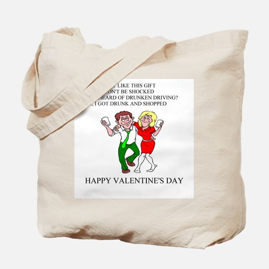 valentine gifts and apparel Tote Bag