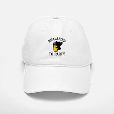 Koalafied To Party Baseball Baseball Cap