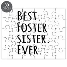 Best Foster Sister Ever Puzzle