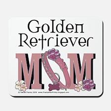 GoldenRetrieverMom Mousepad
