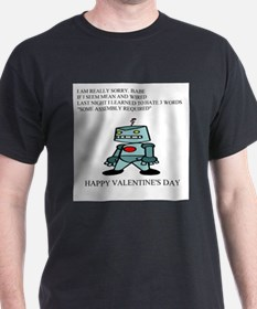 valentine gifts and apparel T-Shirt