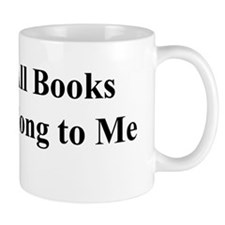 allbooksbelongbumper Mug