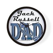 JackRussellDad Wall Clock