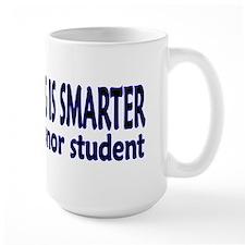 My deaf dog is smarter! Mug