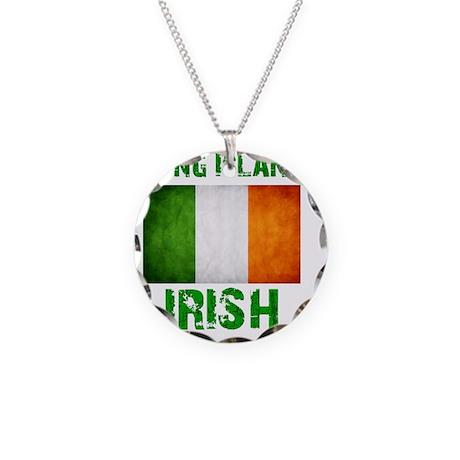 long_island_irish_2 Necklace Circle Charm