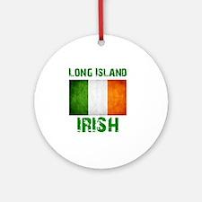 long_island_irish_2 Round Ornament