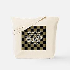 lostchessbutton Tote Bag
