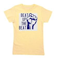 beatUpTheBeat_tshirt_light Girl's Tee