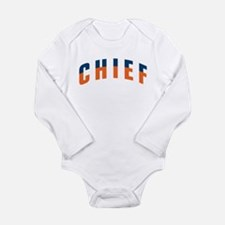 CHIEF Long Sleeve Infant Bodysuit