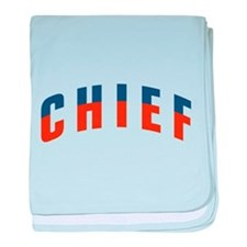 CHIEF baby blanket