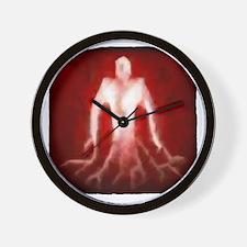 bloodmage1 Wall Clock