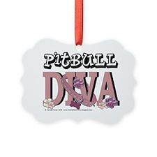 PitBullDiva Ornament