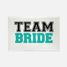 Team Bride Magnets